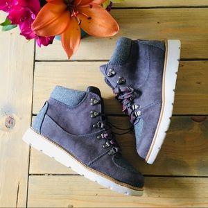 Merona Gray Nona Boots